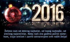 Dnevni horoskop za 31. decembar 2015.